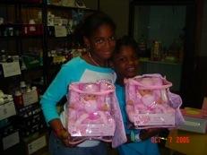 class doll recipients